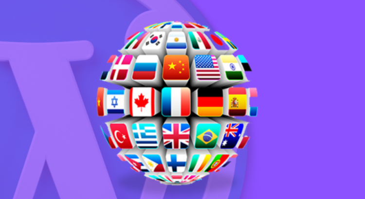 wordpress multilingual website